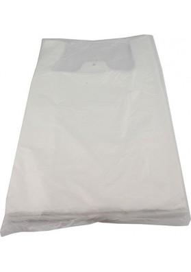 Bolsa de polietileno 28x14x47 blanca Extra Fuerte