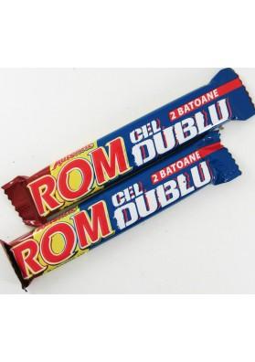 Шоколадный батончик с ромовой начинкой 36x64гр RU