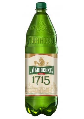Cerveza LVOVSKOE 1715 4,2%alc. 6x2L.