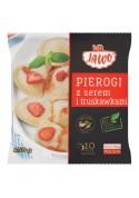 Vareniki  PIEROGI con requeson y fresa 10x450gr JAWO