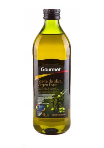 Aceite de oliva VIRGEN EXTRA 1L.GOURMET
