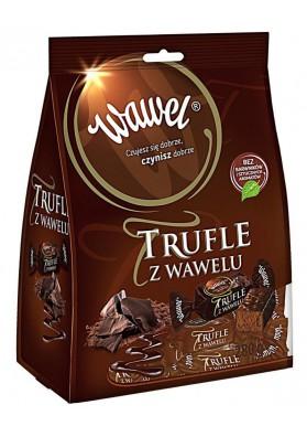 Bombones de chocolate  TRUFA 280gr  WAWEL