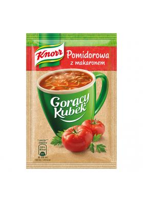 Sopa de tomate con fideos GORACY KUBEK 32x12gr KNORR