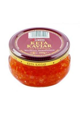 Caviar de salmon PREMIUM 24x100gr.LEMBERG