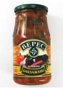 Berenjena en salsa picante 12x530gr.VERES
