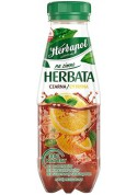 Bebida TE FRIO NEGRO con limon 12x300ml.HERBAPOL