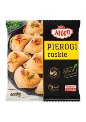 Vareniki PIEROGI RUSKIE con patata y requeson 10x450gr.JAWO