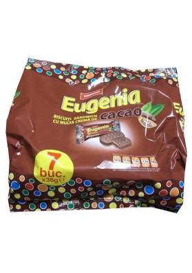 Galletas EUGENIA con crema de cacao 10x36gr DOBROGEA