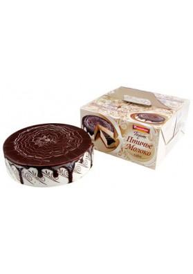 Торт замороженный  ПТИЧЬЕ МОЛОКО 4x1000гр  SLCO