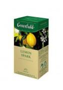 Te Greenfield  LEMON SPARK 10x25x1.5gr