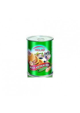 Leche condensada sabor avellana HELIO 12x400g