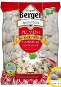 Pelmeni  MOSCOWSKIE 900gr BERGER