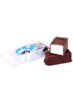 Bombones de chocolate sabor vanilla PTICA DIVNAYA MINI 2kg.AKKOND
