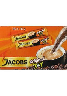 Cafe Jacobs 3en1 20x15.2gr