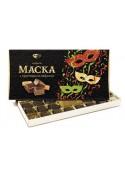 Bombones de chocolate MASKA en una caja 8x300gr.RF