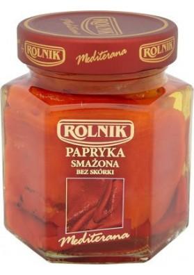Pimenton dulce asado 6x300gr ROLNIK