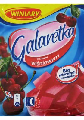 Jalea sabor guinda 22x75gr.WINIARY