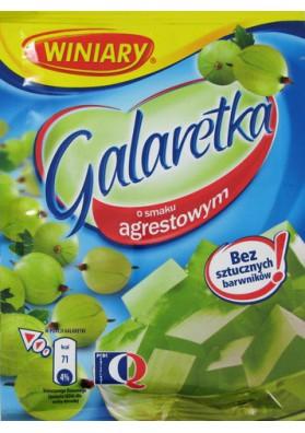 Jalea sabor de uva crespa 22x75gr WINIARY