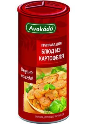 Especias para platos de patata 9x140gr AVOKADO