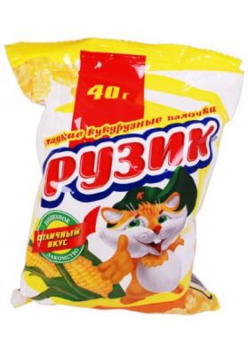 Gusanitos de maiz dulce 40gr RUZIK