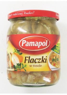 Callos de ternera  FLACZKI 500gr PAMAPOL