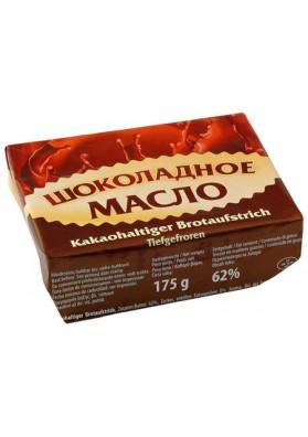 Mantequilla de chocolate 62% 175gr SLCO
