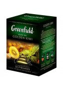 Te Greenfield en piramidas GOLDEN KIWI 10x20x1.8gr.