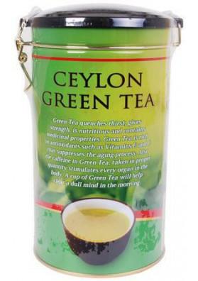 Чай зеленый цейлонский 6x250гр IMPRA