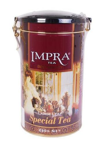 Чай SPECIAL TEA 6x250гр ИМПРА ж/б