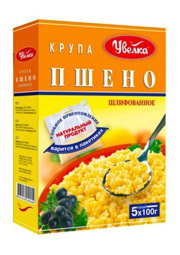 Mijo limpio en paquete 5x80gr UVELKA