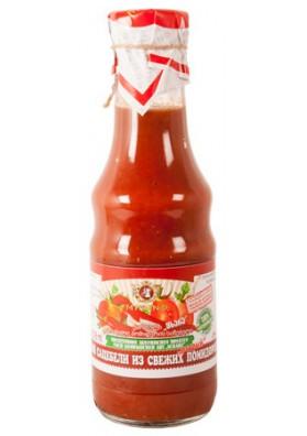 Salsa SACIBELI picante de tomate fresco 15x320ml MIMINO