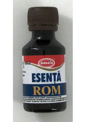 Esencia aroma ron 20x25ml ADAZIA