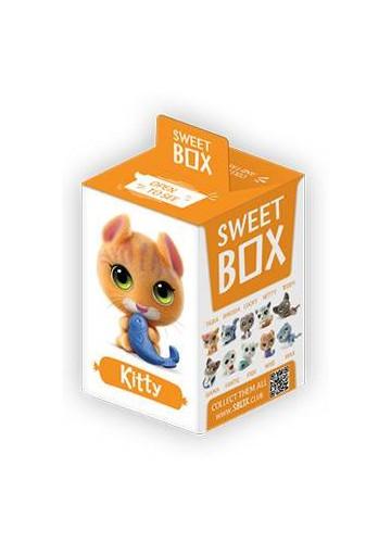 Mermelada con regalo gatitos 10gr SWEET BOX