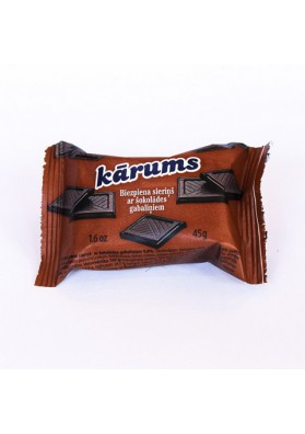 Requeson dulce de chocolate 40x45gr KARUMS