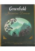 Te verde GREENFIELD  JASMIN DREAM  9x100x2gr