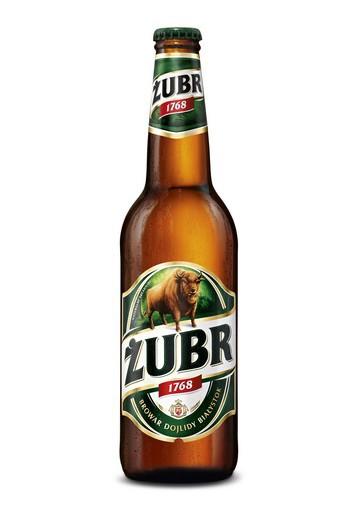 Cerveza ZUBR 6.0%alc. 20x500ml