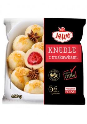 Bolas de patata reeno de fresa 10x450gr JAWO