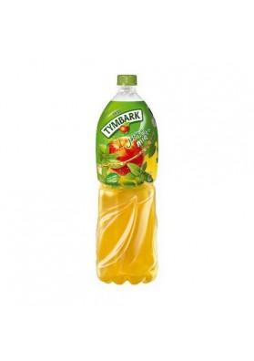 Refresco sabor manzana-menta 6x2L TYMBARK