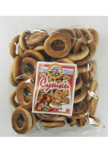 Rosquillas con semillas de amapola 14x400gr.ELKI-PALKI