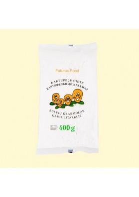 Картофельный крахмал 40х400гр FUTURUS FOOD