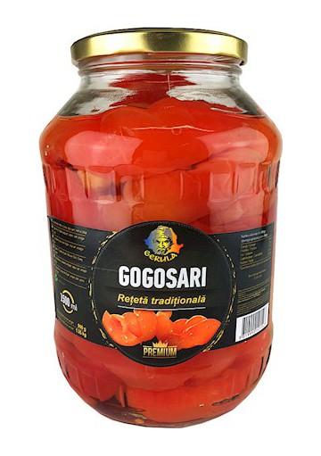 Pimiento rojo GOGOSARI 6x900gr GERULA