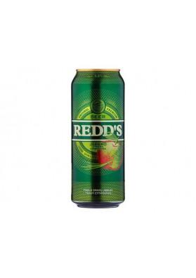 Cerveza REDDS manzana y hierba de limon 4,5%alc. 24x0.5L