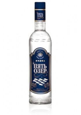Vodka5 OZER 40%alk.0.7L