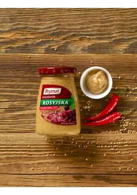 Mostaza ROSSIJSKA 6x180gr PRYMAT