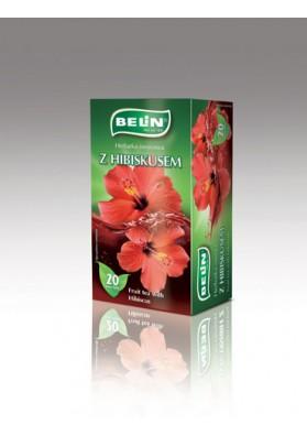 Té de la fruta con el hibisco 20x1.5gr BELIN