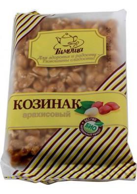 Turon de cacahuete caramelizado 30x170gr TIMOSHA