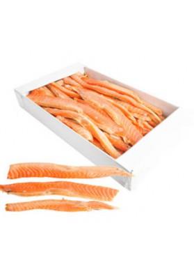 Tiras de salmon ahumado +/- 5kg SHULTHEISS