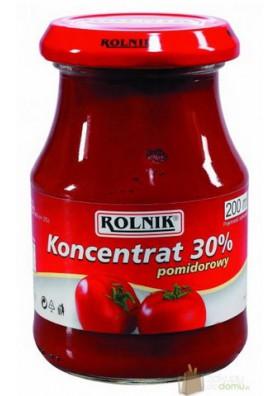 Pure de tomate 30% 20x200ml ROLNIK