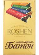 Barita de chocolate 30x43gr.ROSHEN