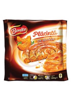 Empanadilla rellena de calabaza 12x800gr BONITO